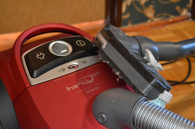 history of vacuum cleaners