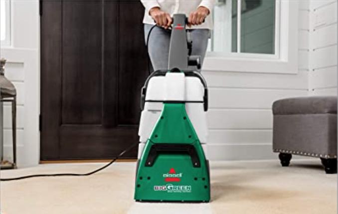 bissell big green vacuum