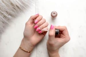 How to Remove Nail Polish from Floor Tiles -VacuumBase Guide