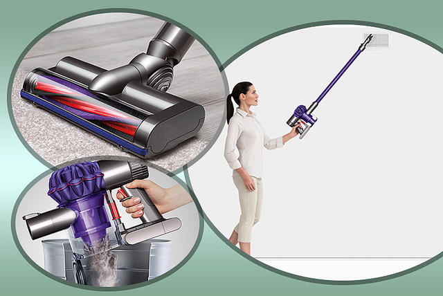 How to Clean Dyson V6