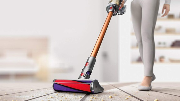 where to store vacuum cleaner