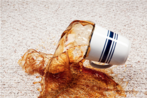 how to clean stains off carpet