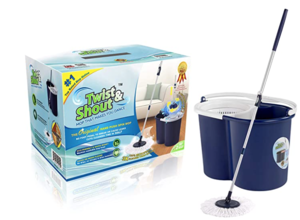 twist and shout mop review amazon