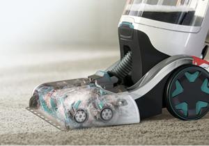 Hoover smartwash carpet cleaner review FH52000