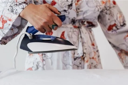 steam iron to kill bed bugs on sheets